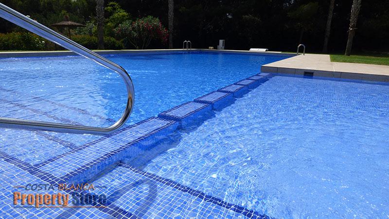 Apartment in Los Dolses fantastic Pool