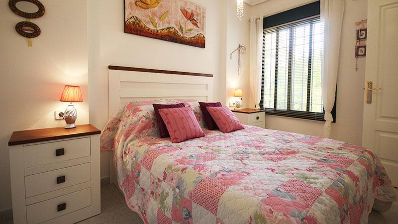 2 Bed Garden Apartment on Campoamor Golf