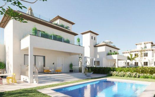 Villa in La Marina