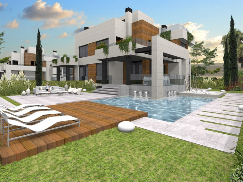 Chalet in Torrevieja