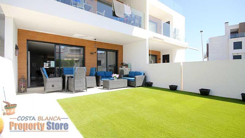 La Fuente Garden Apartment