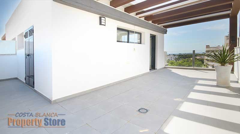 3 bed penthouse Villacosta