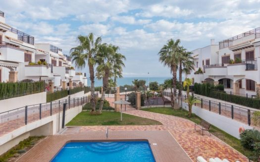 2 Bed Maisonette in Torrevieja