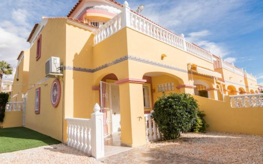 2 Bed Town House in Orihuela Costa