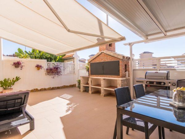 3 Bed Town House in Orihuela Costa