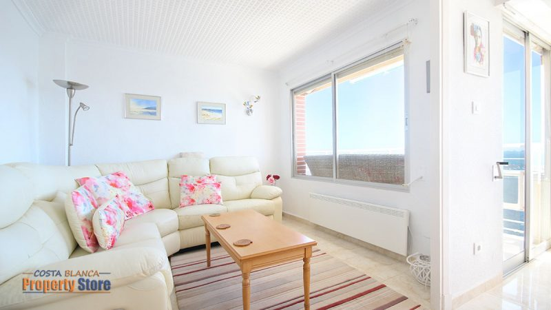 Frontline 2 Bed Penthouse in Lo Pagan Stunning Views