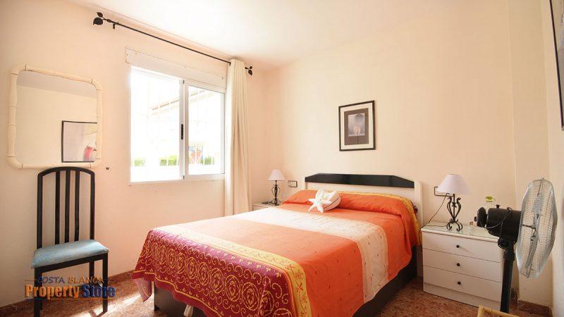 2 bed maisonette la Siesta