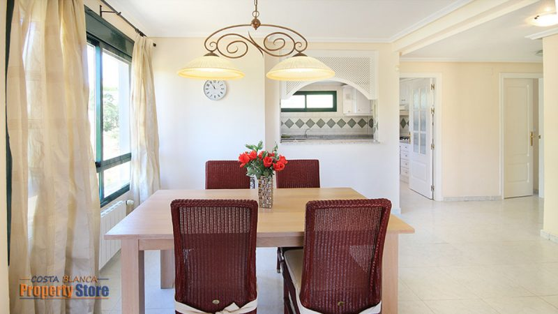 2 Bed Frontline Penthouse on Campoamor Golf