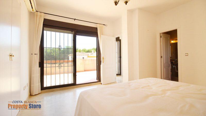 3 bed duplex penthouse on las ramblas golf