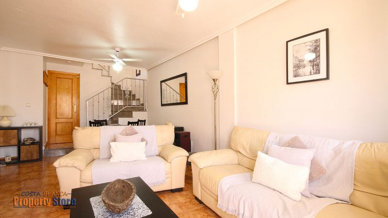 3 Bed Quad in Cabo Roig
