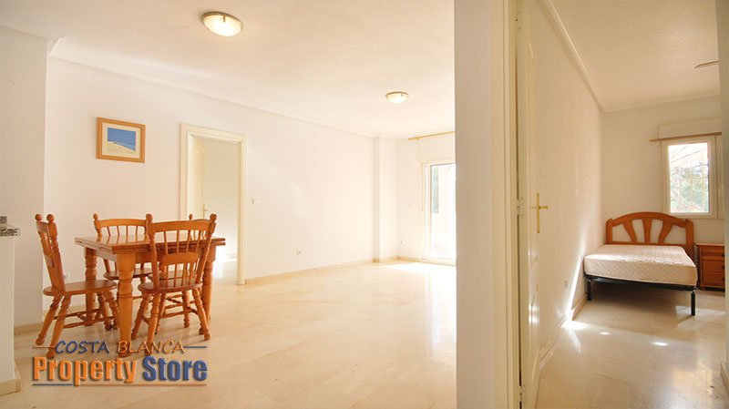 2 bed apartment in los dolses
