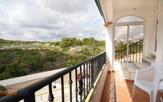 2 bed 2 bath apartment in los dolses with solarium
